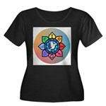 Many Paths to One God Women's Plus Size Scoop