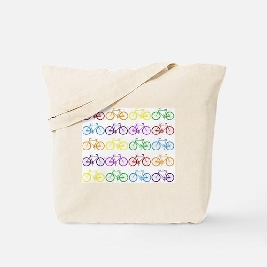 Cute Pattern Tote Bag