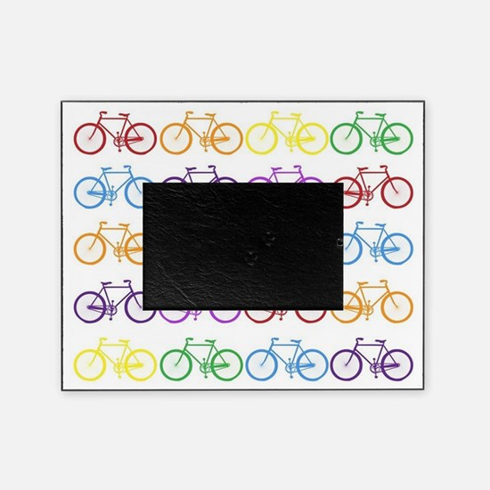 Cool Biking Picture Frame