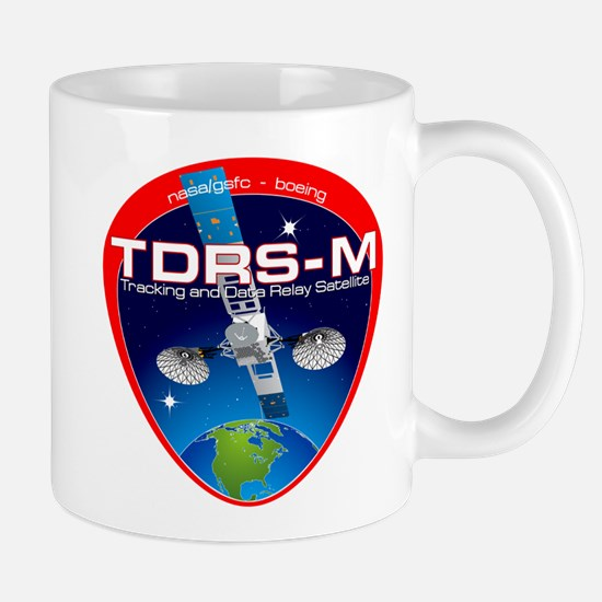 TDRS-M Logo Mug