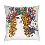Pretty Face 1C Everyday Pillow