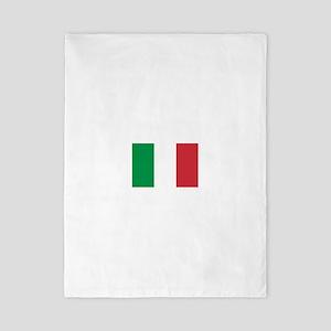 Italy Flag Twin Duvet