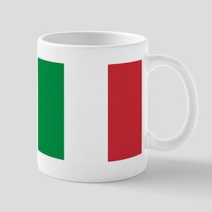Italy Flag Mugs