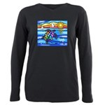 SeaTurtle 8 - MP Plus Size Long Sleeve Tee