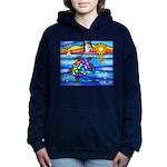 SeaTurtle 8 - MP Women's Hooded Sweatshirt
