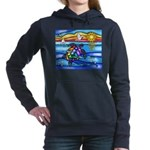 SeaTurtle 8 - MP Women's Hooded Sweatshirt