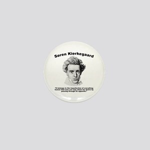 Kierkegaard Desire Mini Button