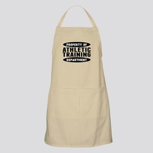 Property Of Athletic Training Department Apron