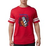 Harrell Coat of Arms Mens Football Shirt