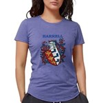 Harrell Coat of Arms Womens Tri-blend T-Shirt