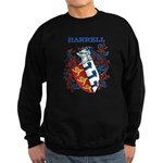 Harrell Coat of Arms Sweatshirt (dark)