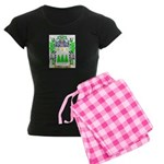 Montelongo Women's Dark Pajamas