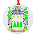 Montelongo Round Ornament