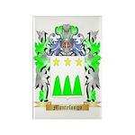 Montelongo Rectangle Magnet (100 pack)
