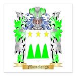 Montelongo Square Car Magnet 3