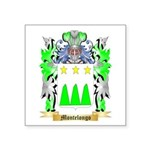 Montelongo Square Sticker 3