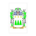 Montelongo Sticker (Rectangle)