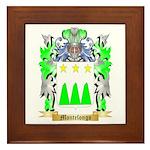Montelongo Framed Tile