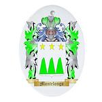 Montelongo Oval Ornament
