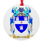Monteiro Round Ornament