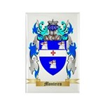Monteiro Rectangle Magnet (100 pack)