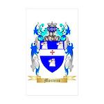 Monteiro Sticker (Rectangle 50 pk)