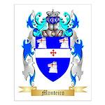 Monteiro Small Poster