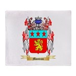 Monteau Throw Blanket
