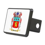 Monteau Rectangular Hitch Cover