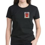 Montano Women's Dark T-Shirt