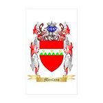 Montano Sticker (Rectangle 50 pk)