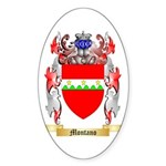 Montano Sticker (Oval)