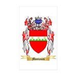 Montanes Sticker (Rectangle 10 pk)