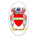 Montanes Sticker (Oval)
