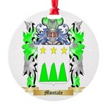 Montale Round Ornament