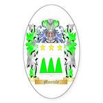 Montale Sticker (Oval 50 pk)