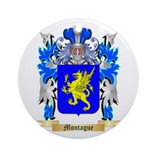 Montague Round Ornament