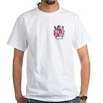 Monroy White T-Shirt