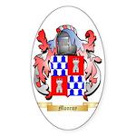 Monroy Sticker (Oval 50 pk)