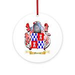 Monroy Round Ornament