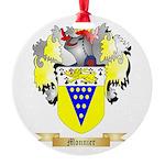 Monnier Round Ornament