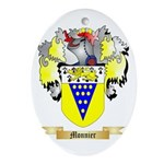 Monnier Oval Ornament