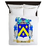 Monks Queen Duvet