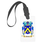 Monks Large Luggage Tag