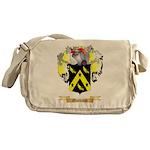 Monkman Messenger Bag