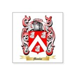 Monke Square Sticker 3