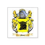 Moniz Square Sticker 3