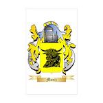 Moniz Sticker (Rectangle 50 pk)