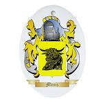 Moniz Oval Ornament