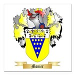 Monier Square Car Magnet 3